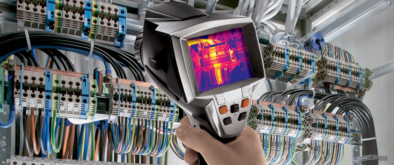 Infrared Electrical Surveys